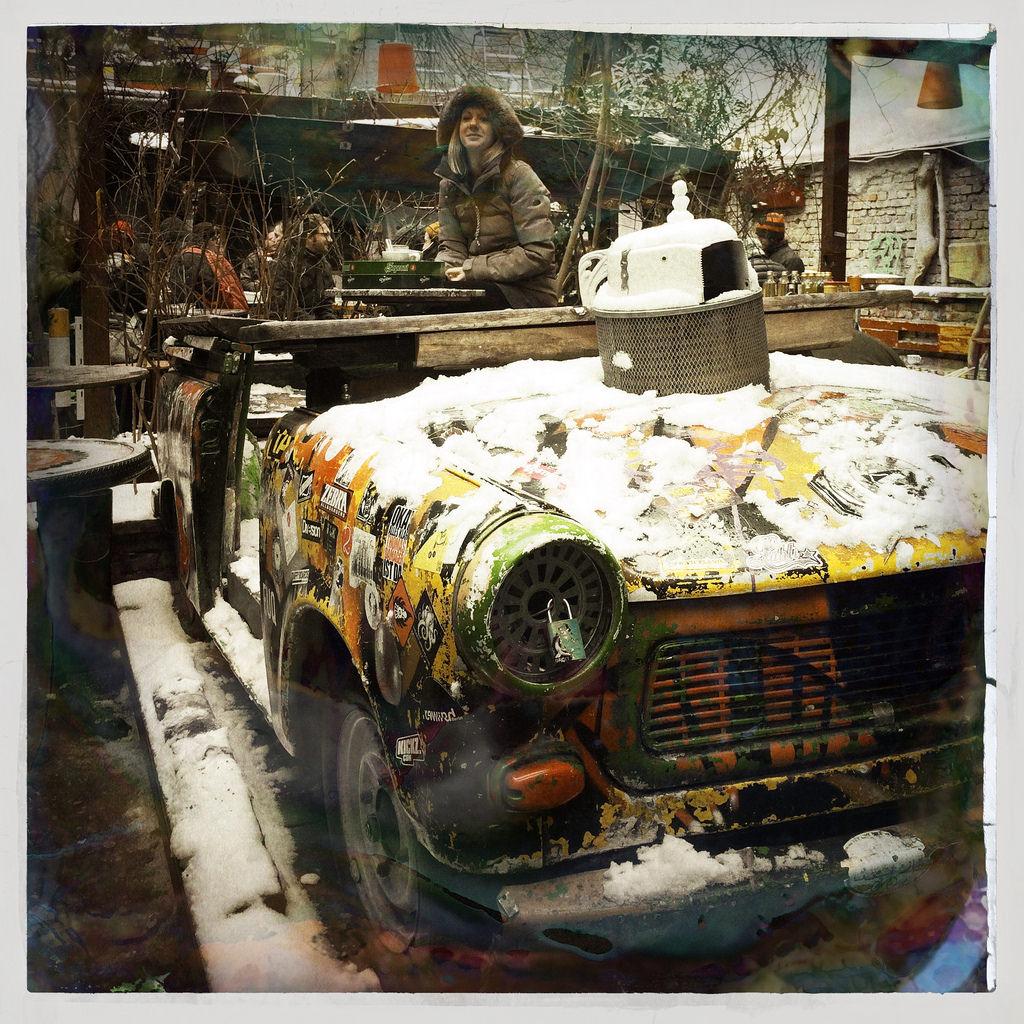 Развалините-кръчми – хит в Будапеща - 3
