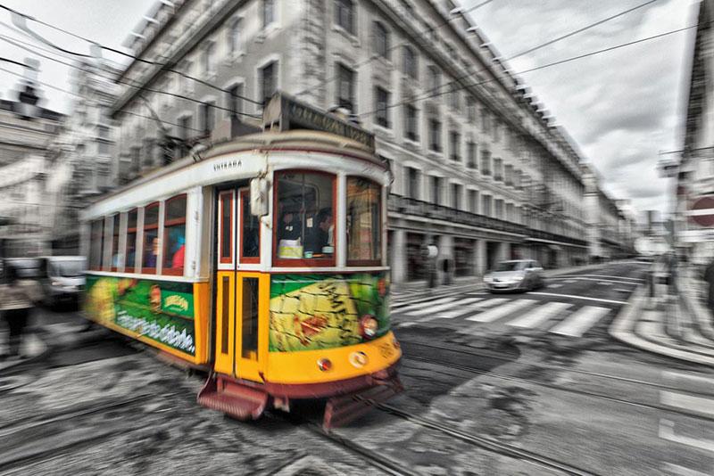Трамваите – символ на Лисабон 3