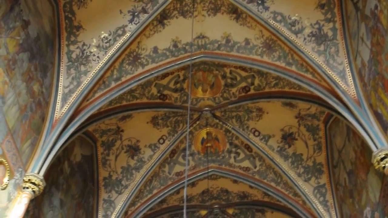 Църквата отвътре