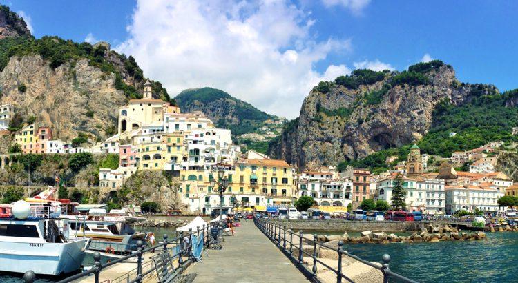 Амалфийският бряг – квинтесенция на италианския шик!