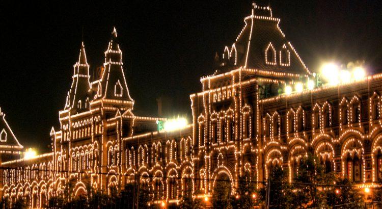 Руският зимен фестивал – снежна приказка без край