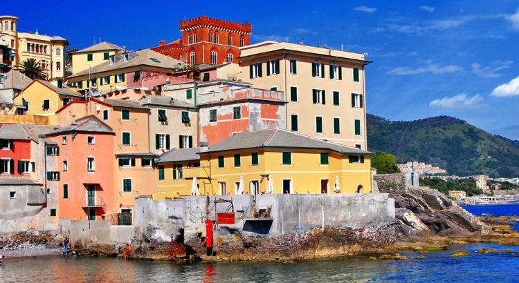 Генуа – врата към морето