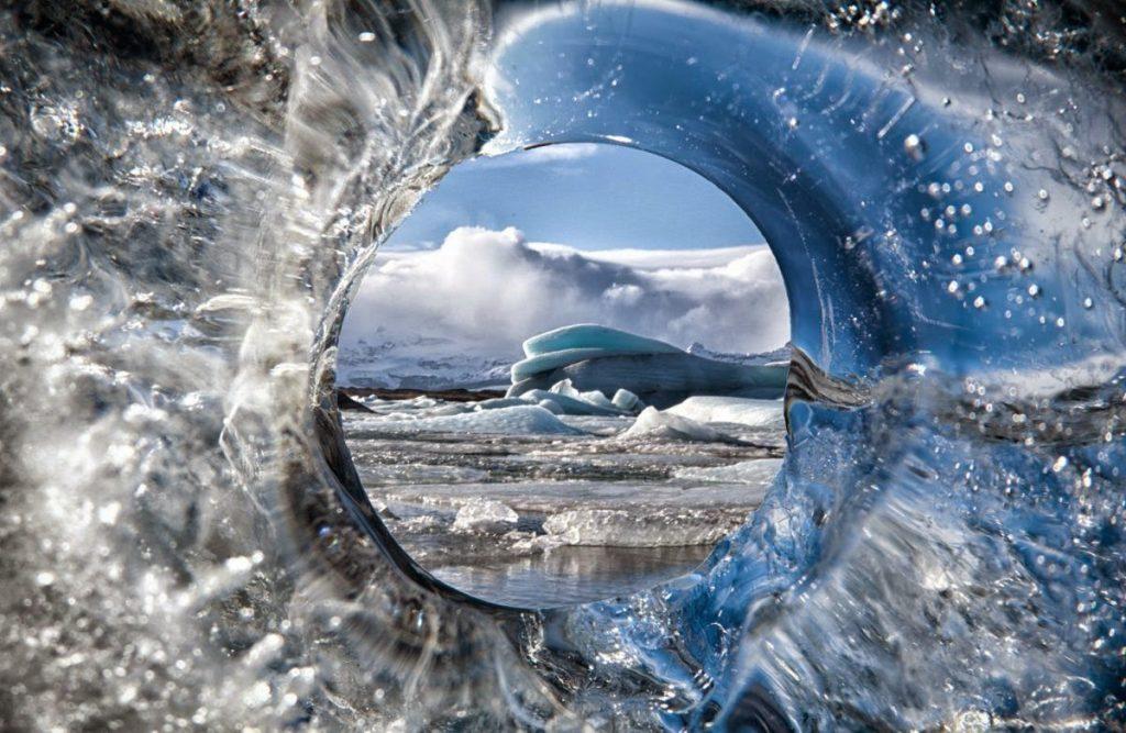 Исландия – леденосинята приказна пещера - 1