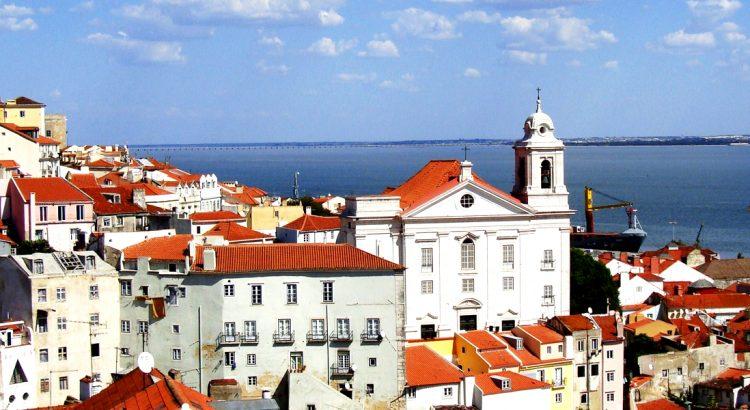 Историческият център на Лисабон – Барио Алто и Принсипе Реал