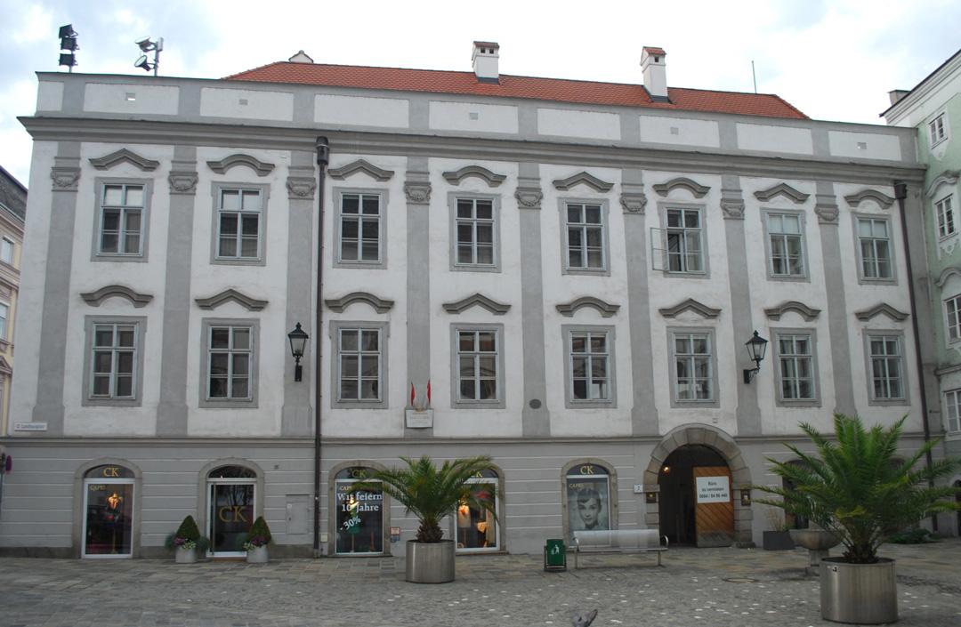 Къщата на Моцарт