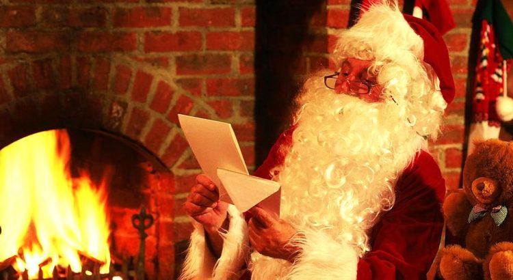 От  Свети Никола до  Дядо Коледа