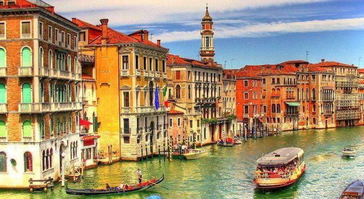 Венеция – романтика и… една винена сянка