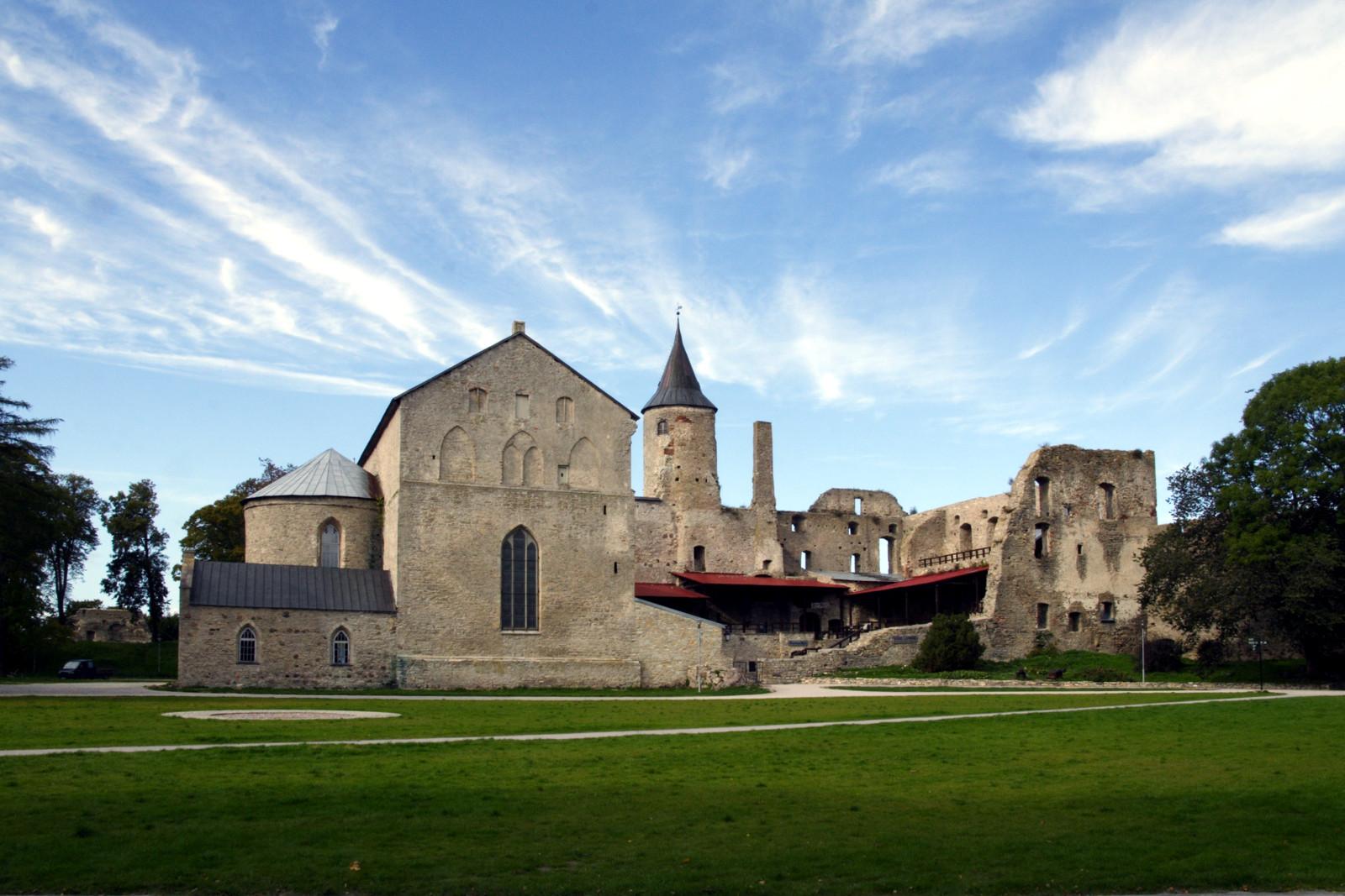 Замък Хаапсалу