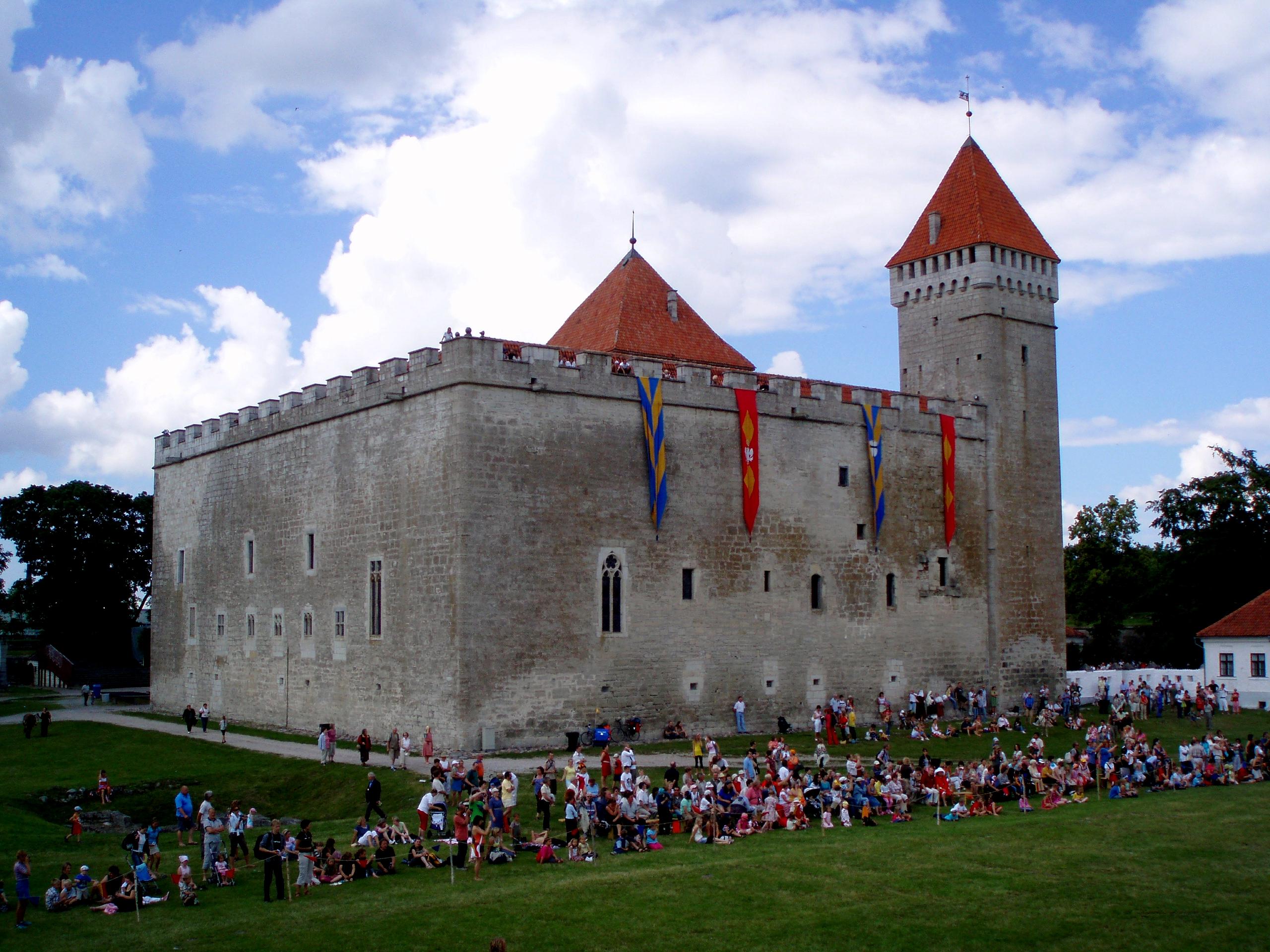 Замък Куресааре