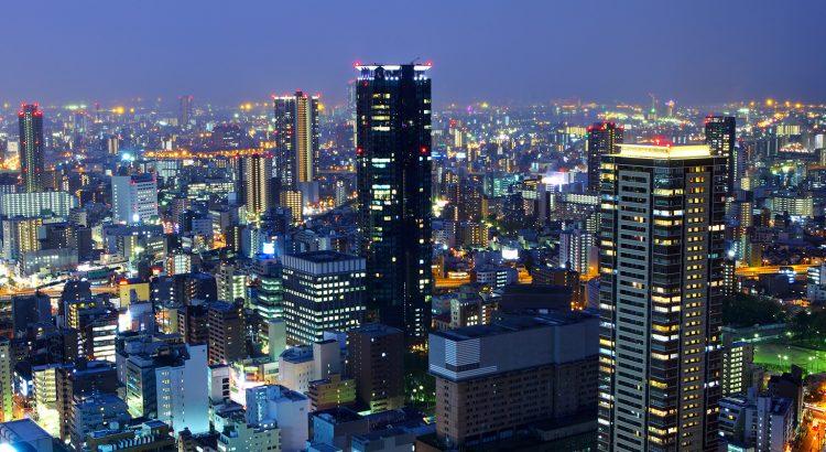 Осака – търговската столица на Япония