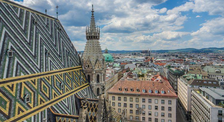 """Катедралата """"Св. Стефан"""" – нулевата точка на Австрия"""