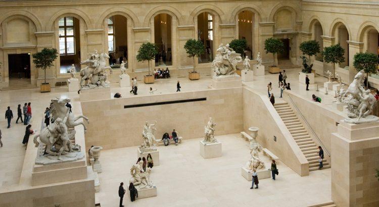 Лувърът – бащата на европейските музеи