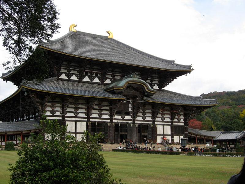 Храм Тодай-джи