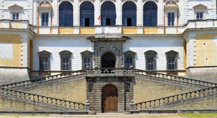 Палацо Фарнезе – бисерът на римските дворци