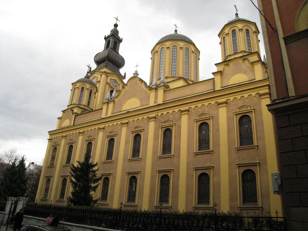 Съборна църква