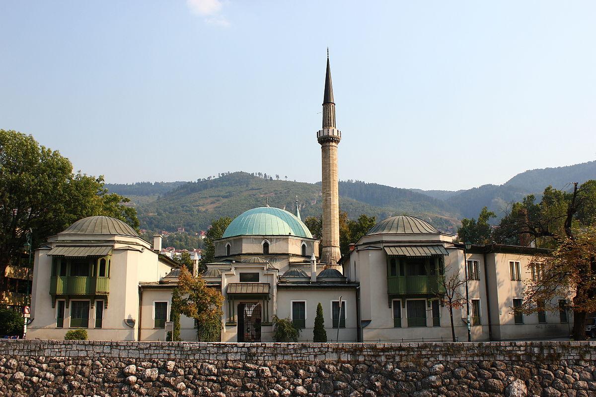 Царева джамия