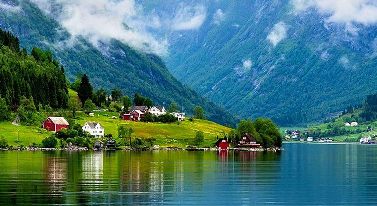 Скандинавски дневници: Зогнефиорд (I част)