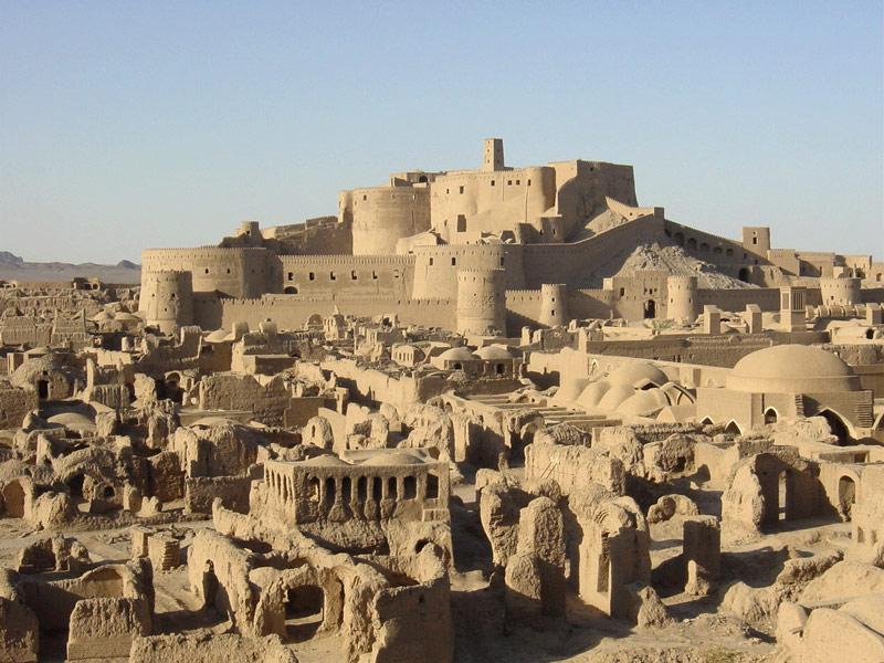Древен град Бам