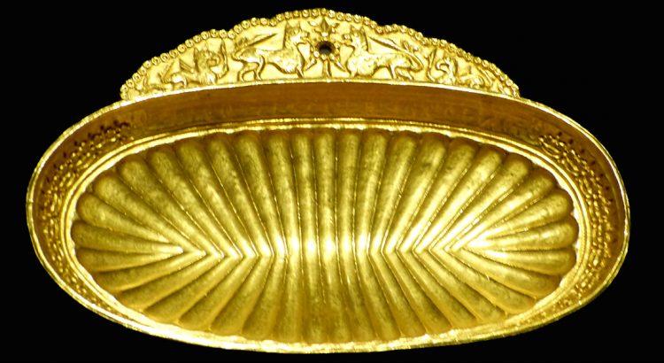 Единственото прабългарско златно съкровище гостува в София от 06.04. до 30.06. т.г.