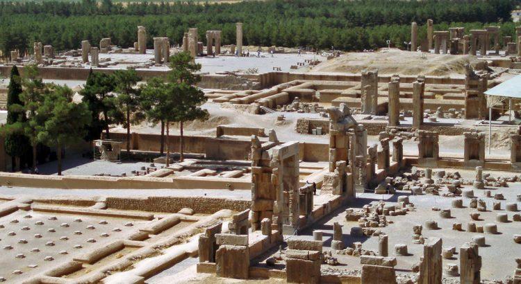 Персеполис – древната душа на Иран