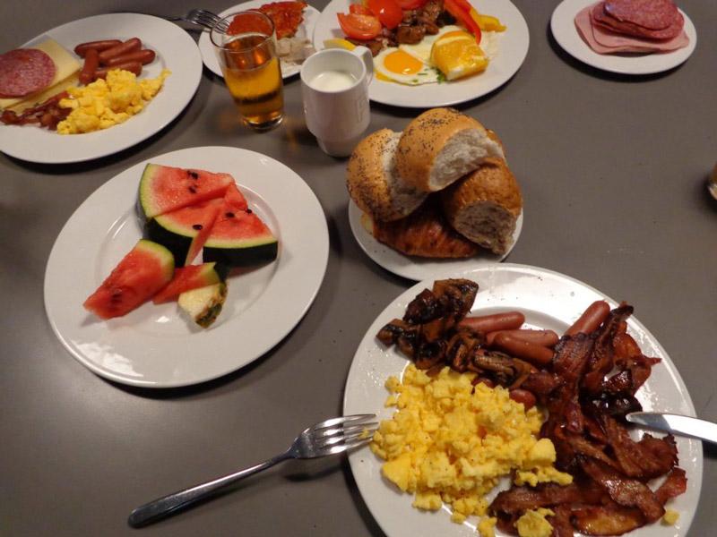 Скандинавска закуска