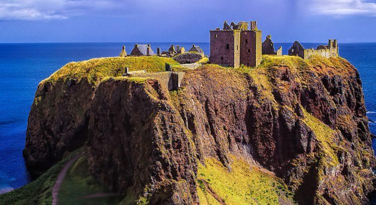 Шотландия – страната на смелчаците