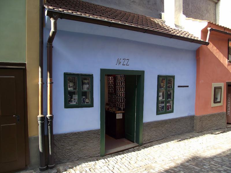 Къщата на Кафка