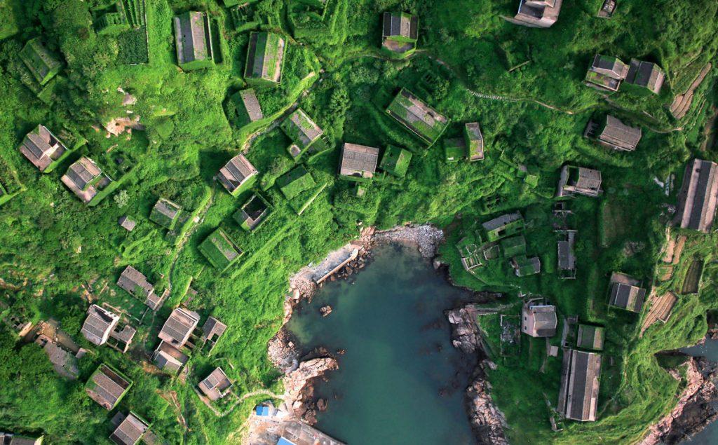 Изоставено рибарско село – зелена приказка, сътворена от природата 3