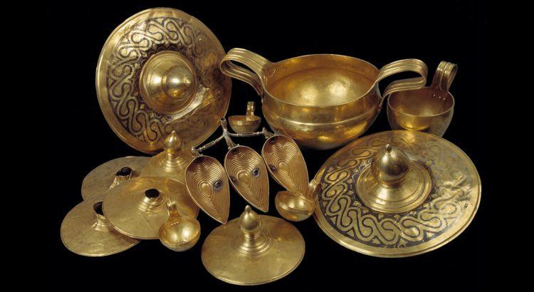 Вълчитрънското съкровище гостува във Виена