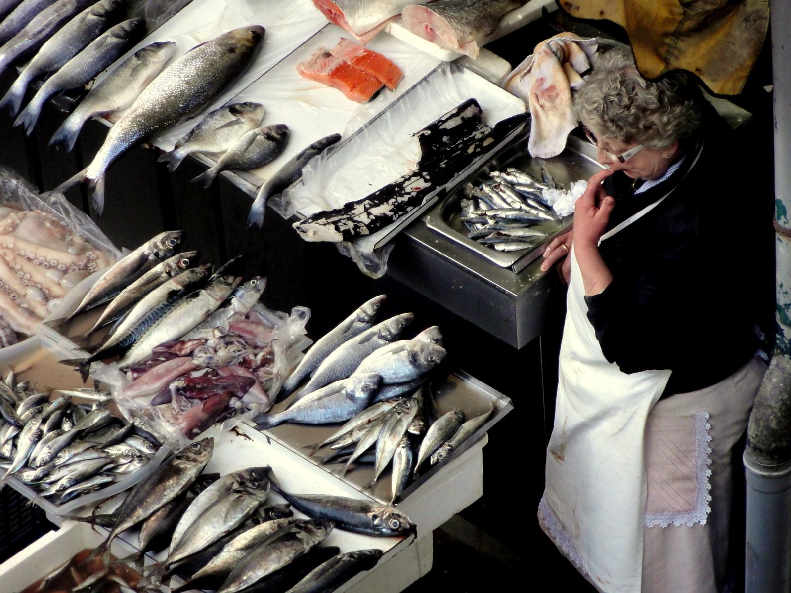 Рибен пазар