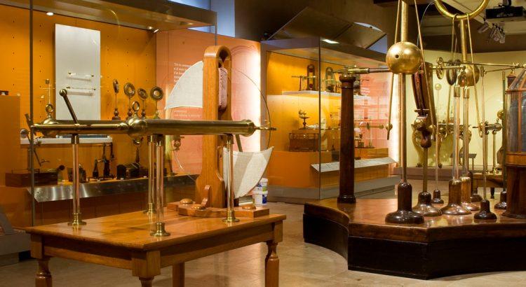 Галилео Галилей и посветеният на него музей във Флоренция