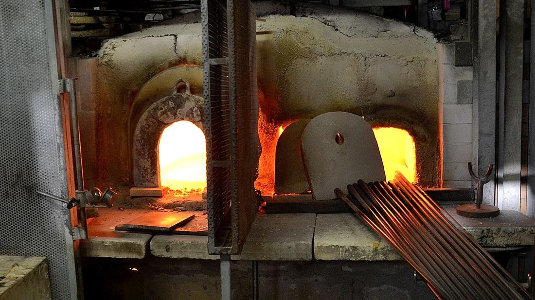 glass furnace