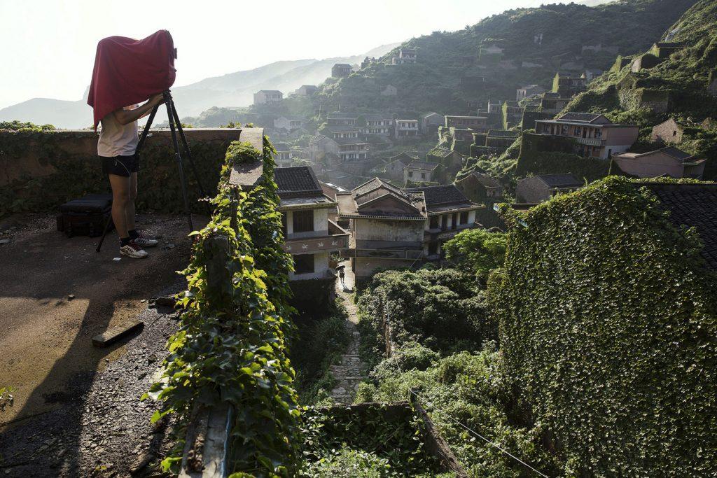 Изоставено рибарско село – зелена приказка, сътворена от природата 6