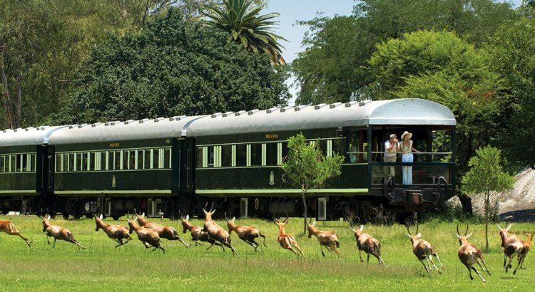 Най-луксозният влак в света