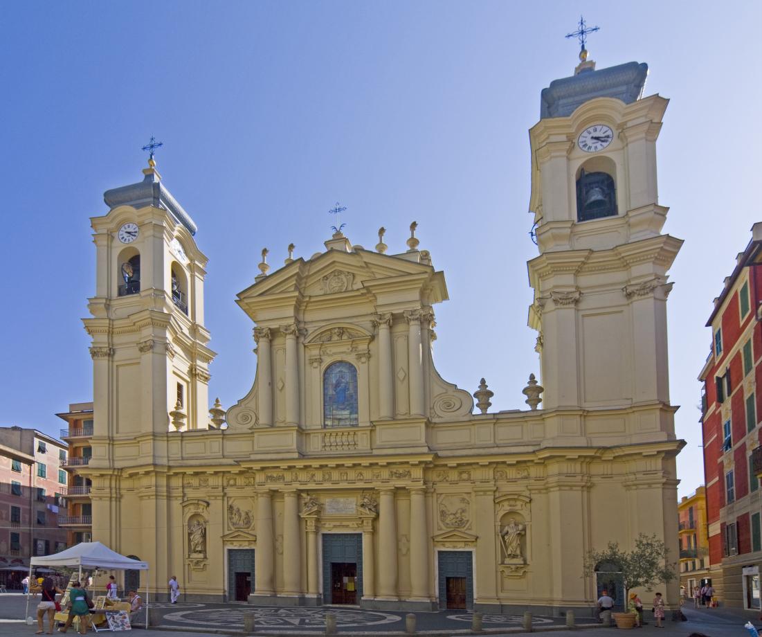 """Базилика """"Санта Мария д'Антиохия"""""""