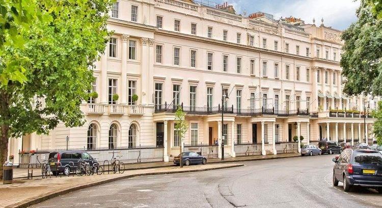 Белгрейв Скуеър – най-елегантният лондонски площад