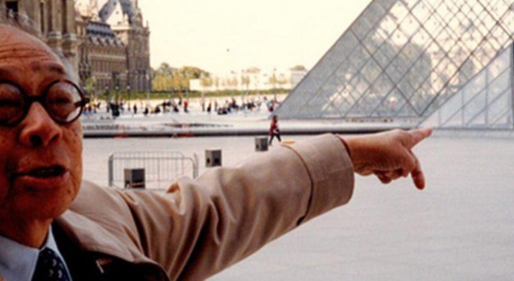 Архитектът, създал пирамидата на Лувъра, навърши 100 години