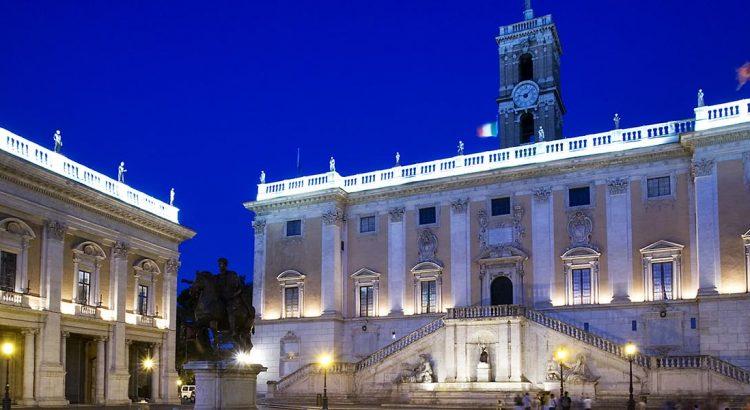 Рим в синьо – романтиката под заплаха