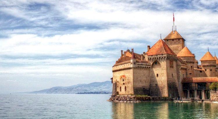 Замъкът Шийон – запазеното минало