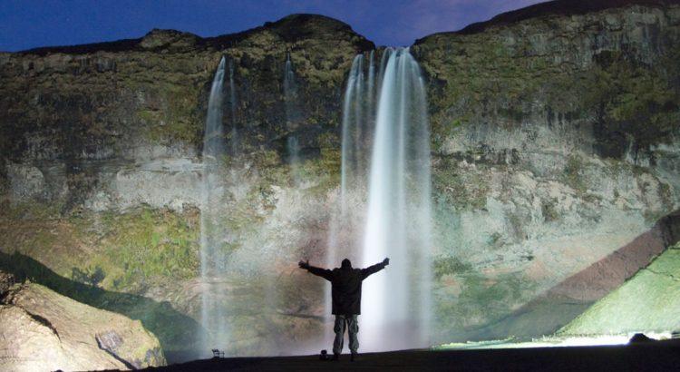 Исландия – повелителката на водопадите