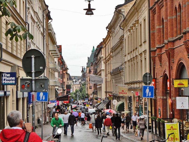 Улица Сибилегатан