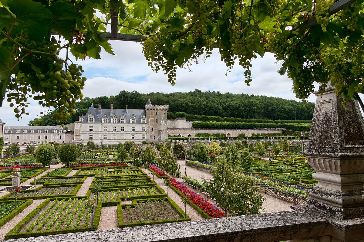 Френските градини са издигнати в култ