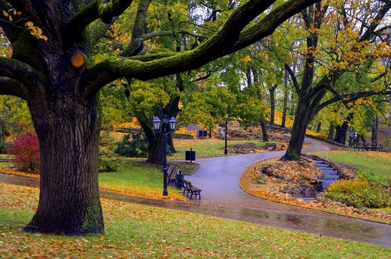 Парк Бастейкалнс