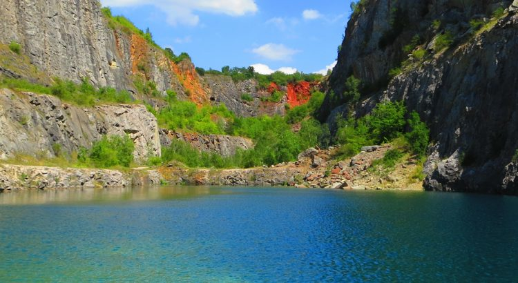 Голямата Америка – скритият Гранд Каньон в Чехия