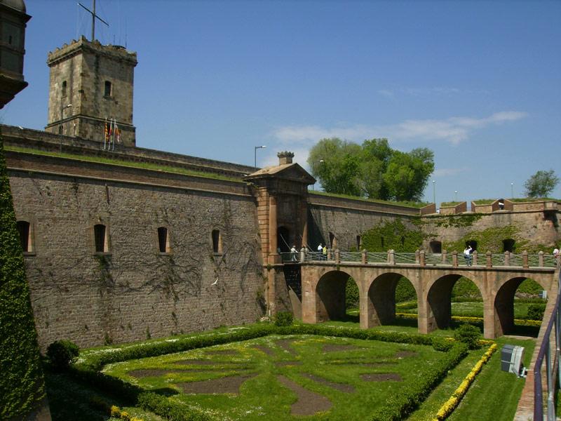 Замъка Монджуик