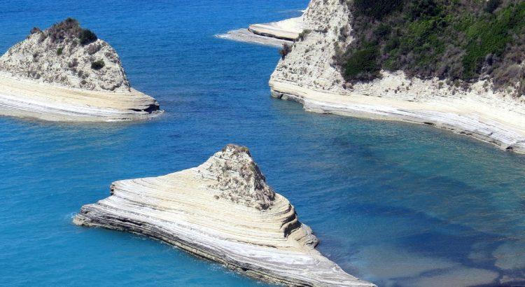 Керкира – завладяващата столица на Корфу