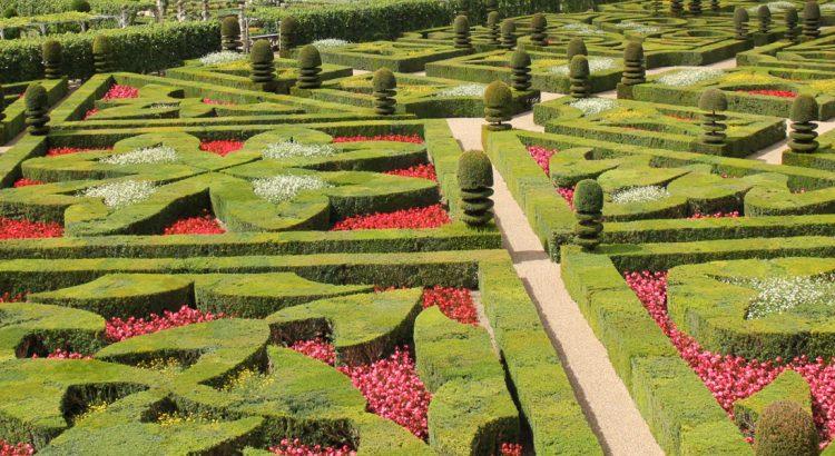 Градините на Шамбор – това толкова френско изкуство