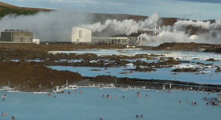 Скандинавски дневници: Синята лагуна в Исландия