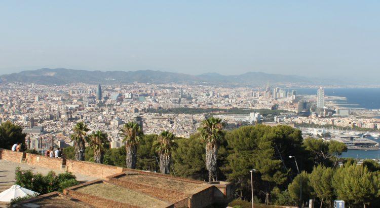Хълмът Монтжуик – верният страж на Барселона