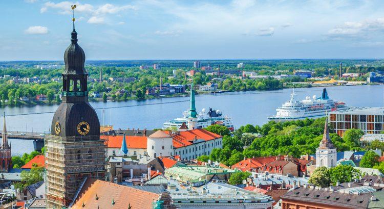 Рига – красавицата на Балтийско море